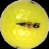 Golf Ball 2016 e6 – Optic Yellow #4