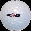 Golf Ball E6 #6