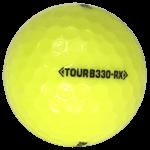 Golf Ball Tour B330/X – Yellow Mix #6