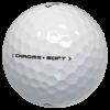 Golf Ball Chrome Soft #4