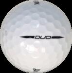 Golf Ball Staff Duo #2