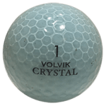 Golf Ball Volvik Crystal – Mix #1