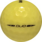 Golf Ball Staff Duo (Yellow) #2